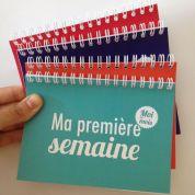Concours : Gagnez une collection de carnets Moi par Mois (terminé)