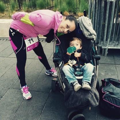 Did it!!!! 5 km 35 minutes, la nicoise c'est fait!!!!!! #running #remiseenforme #mamansquidechirent #tbc