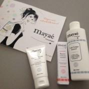On a testé les cosmétiques cocooning de la marque Mayaé.