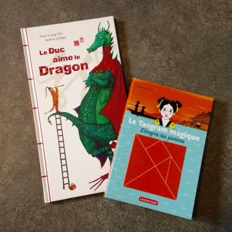 livres mission nouvel an chinois