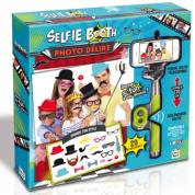 Selfie Booth, le kit à selfies pour de vrais moments de délire en famille !