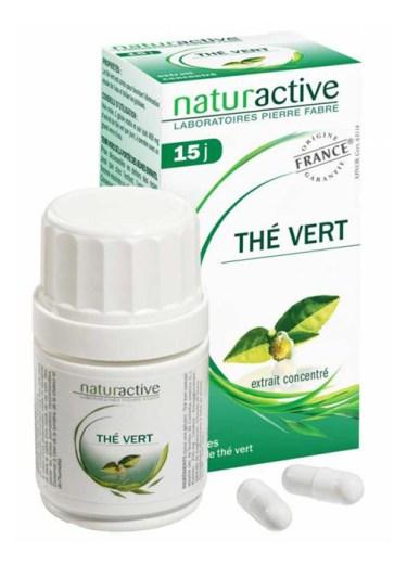 thé vert naturactive