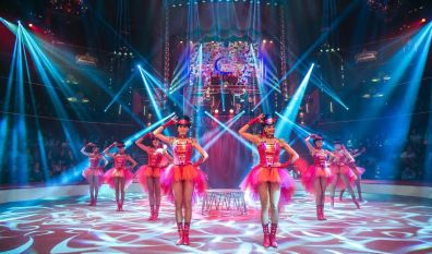 Cirque Bouglione : Maman et artiste, la vie extra ordinaire de Madame Loyal (+ concours)