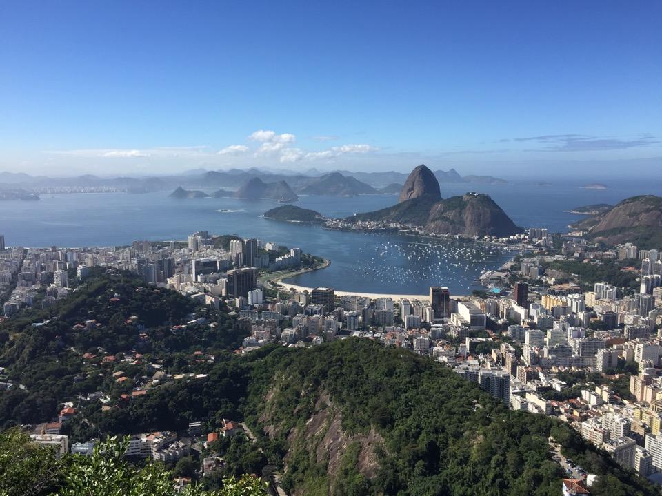 Petit guide de Rio pour les paranos ou comment visiter Rio en (toute) sécurité.