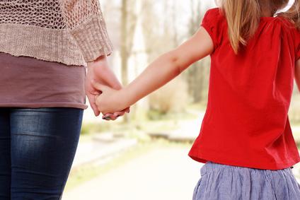 Ich halte Deine Hand