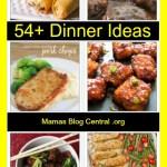 54+ Dinner Ideas