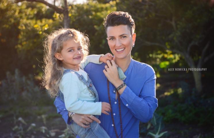 Two minutes with … Bettina Campolucci-Bordi, mama to Ayla, aged 3 years.