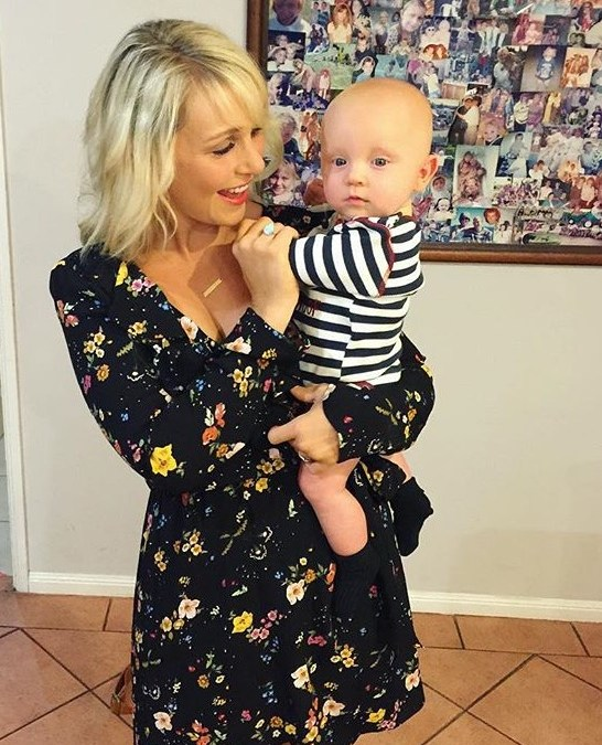 Two minutes with … Alice Balcon, mama to Cruz, aged 6 months