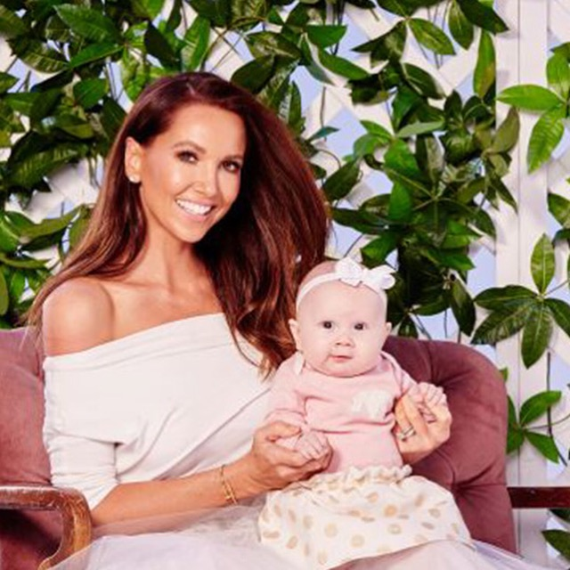 Two minutes with … Kyly Clarke, mama to Kelsey Lee, aged 6 months