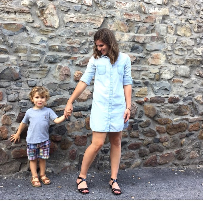 Two minutes with … Megan Leanderson, mama to James Robert, aged 3 years and Thomas, aged 4 weeks