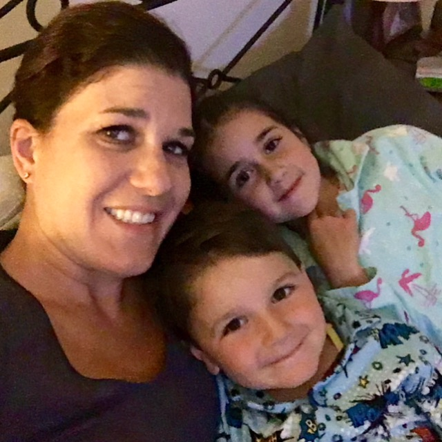 Two minutes with … Melissa McCullough, mama to Kennedy, aged 6 years and TJ, aged 4 years