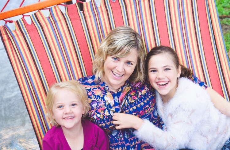 Two minutes with … Alli Price, mama to Amelie, aged 9 years and Freya, aged 6 years