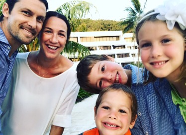 Two minutes with … Elka Whalan, mama to Nevada, aged 6 years, Edison, aged 5 years, Presley, aged 3 years (and soon a newborn)