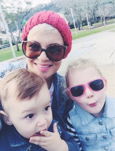 Two minutes with … Clair Meldrum, mama to Arie, aged 5 years and Milo, aged 3 years