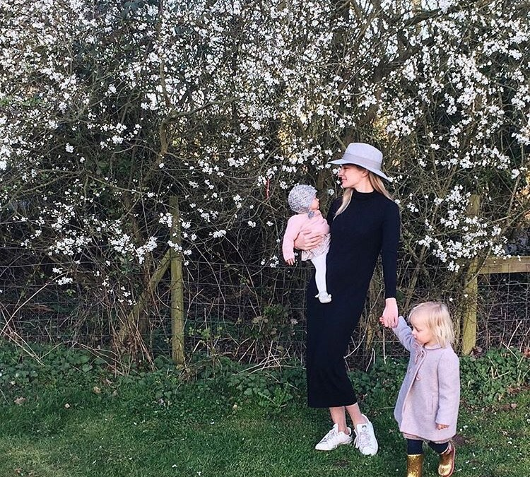 Two minutes with … Amanda Woodward-Brown, mama to Violet, aged 3 years and Isla, aged 8 months