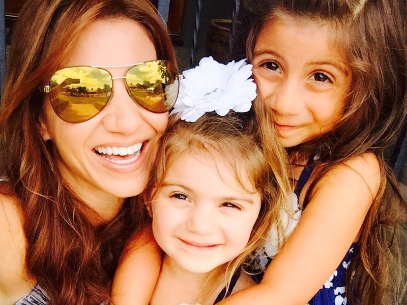Two minutes with … Jill Simonian, mama to girls, aged 5 and 6 years