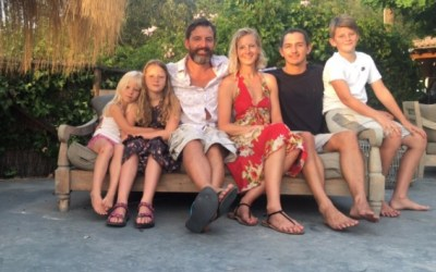 Two minutes with … Savannah Miller, mama to Moses, aged 12 years, Lyra, aged 9 and Bali, aged 6 years