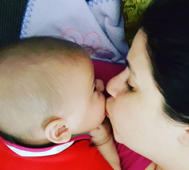 Two minutes with … Engy Wegdan, mama to Ismail aged 1 year and 8 months