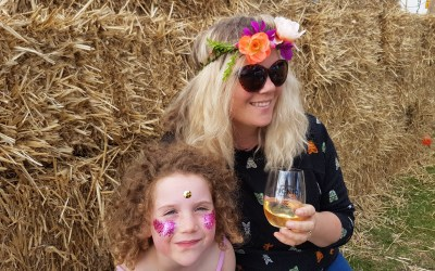 Two minutes with … Katie Jones, mama to Mini, aged almost 6 years and Emmi, aged 12 months