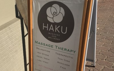 Japanese style head massage, Haku Massage, Glenelg, South Australia