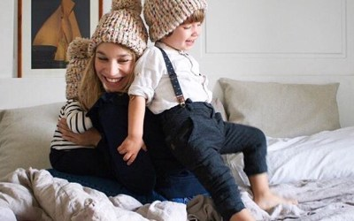Two minutes with … Tatiana, mama to Noa, aged 2.5 years and Elia, aged 5 months
