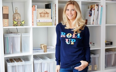 Two minutes with … Leonora Bamford, mama of 3 (aged 7, 6 and 8 months)