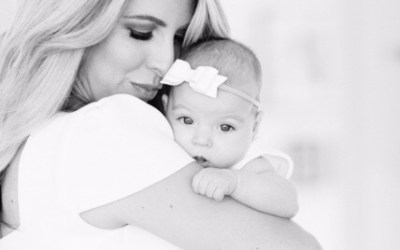 Two minutes with … Samantha Brett, mama to Harper, aged 10 months