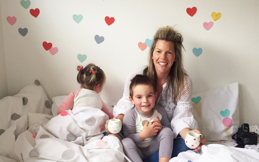 Two minutes with … Lucy Miller, mama to Sunny, aged nearly 5 years and Frenchy, aged 3 years
