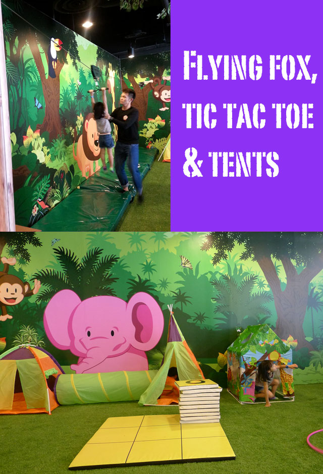 cooldesac open play area for tots
