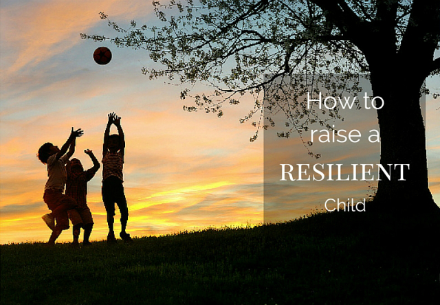 resilient child