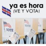 Voto latino ¡TU cuentas y juntos hacemos la diferencia!