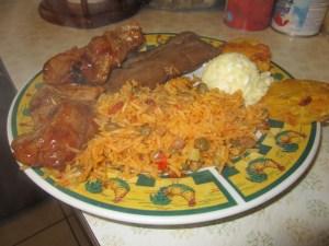 Receta: Arroz con Gandules por nuestra cocinera estrella Nily Rivera