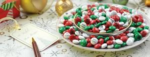 Recetas de galletas navideñas con M&Ms {Sorteo}