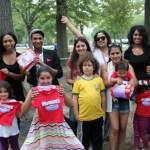 Picnic de Blogueros para despedir el verano en movimiento con Huggies #MovingMoments