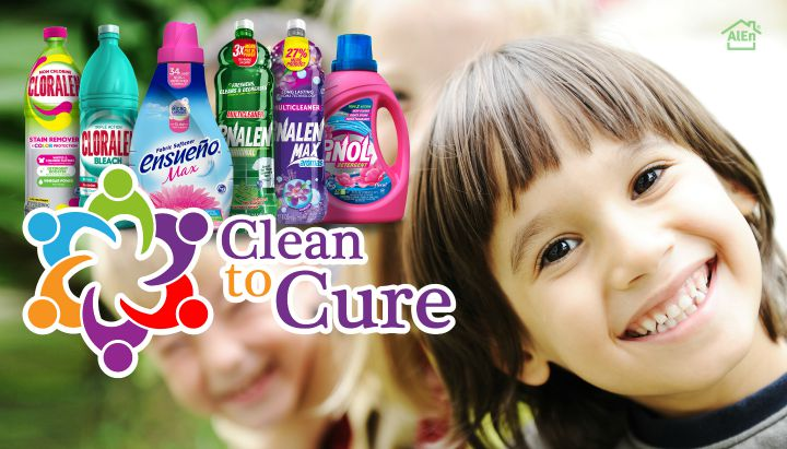 #Clean2Cure