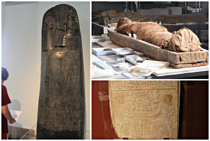 Museo de Arqueología Filadelfia 2