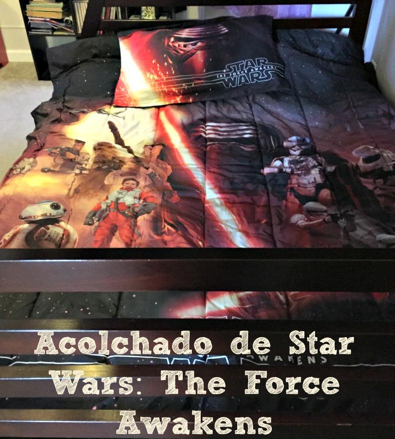 Star Wars acolchado para niños