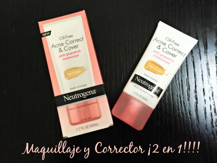 maquillaje neutrogena