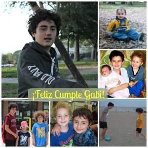 Carta abierta a mi hijo Gabriel en el día de su cumpleaños 14