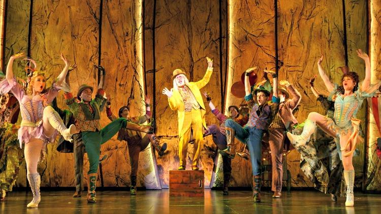 Musical, Broadway