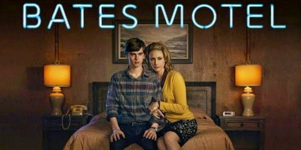 serie, freddie highmore, bates motel