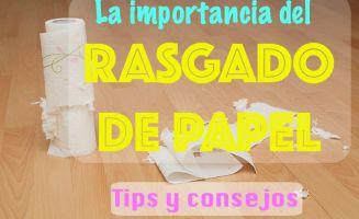 rasgado-papel