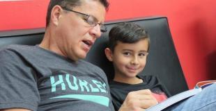 Los padres presentes educan niños más inteligentes