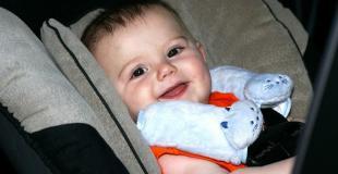 5 tips para que tu bebé no llore en la sillita del coche