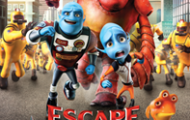 Escape to the Movies To Watch 'Escape From Planet Earth' Giveaway #EscapeFromPlanetEarth