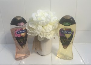 soaftsoap luminous oils body washes
