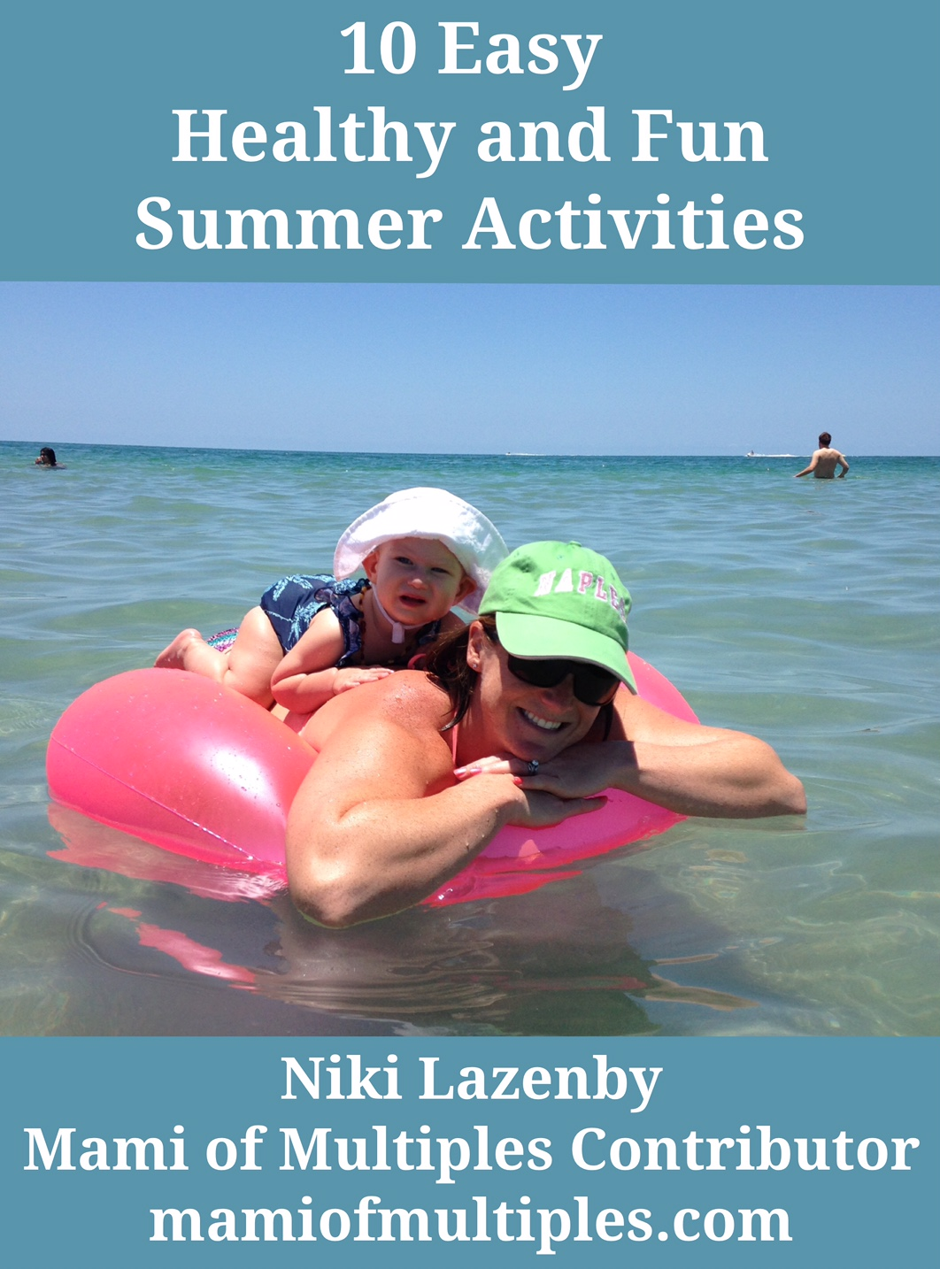 10 Easy Healthy and Fun Summer Activities
