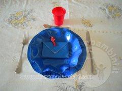 Apparecchiare la tavola per le feste
