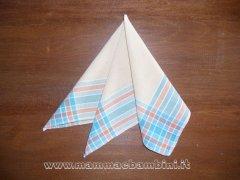 Piegare i tovaglioli:un modo semplice ed elegante