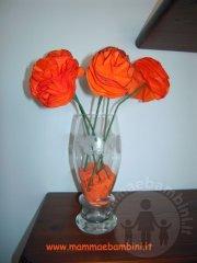 Tutorial per creare fiori di carta velina